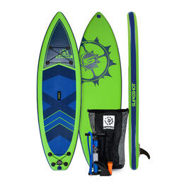 Slingshot Crossbreed Airtech Inflatable 11 Feet Stand Up Paddleboard '16