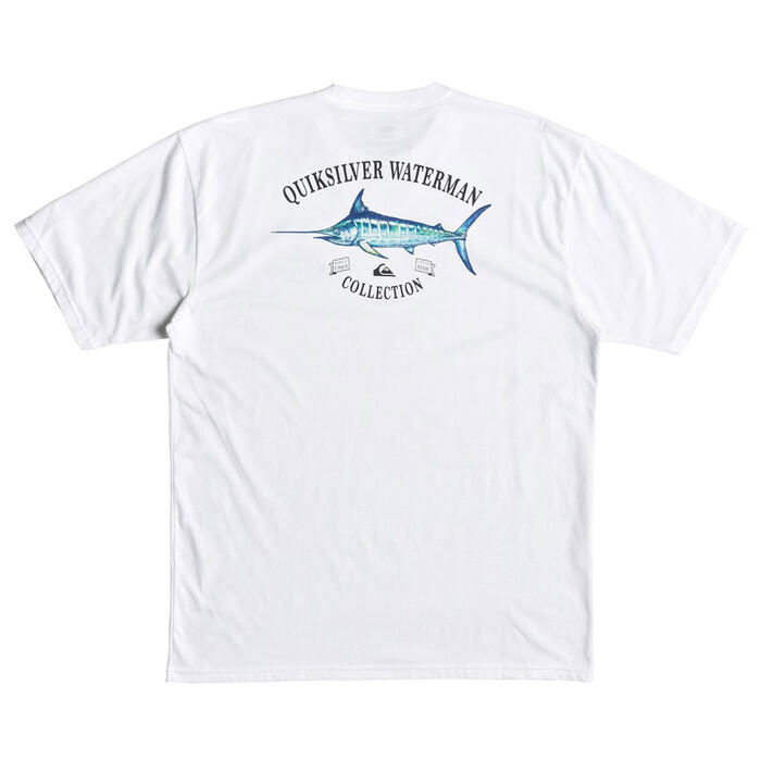 Quiksilver Men's Wave After Wave Tee Shirt
