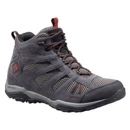 Columbia Men's North Plains Drifter Mid Waterproof Hiking Boots