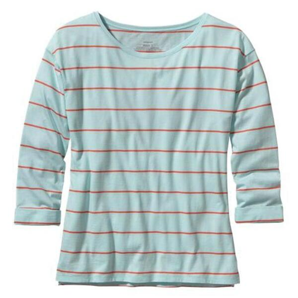 Patagonia Women's Shallow Seas Long Sleeve Top