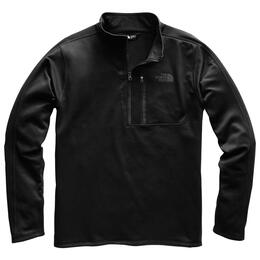 The North Face Men's Cayonlands Half Zip Fleece Jacket