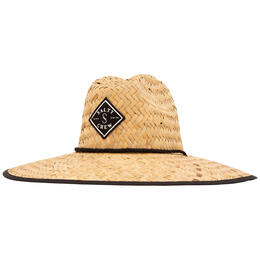 Salty Crew Men's Tippet Cover Up Straw Hat