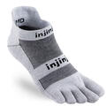 Injinji Men's Run Lightweight No Show Toe S