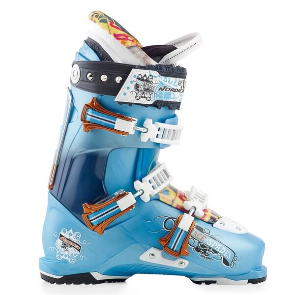 Nordica Men's Ace Of Spades Ski Boots '12