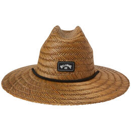 Billabong Men's Tides Straw Lifeguard Hat