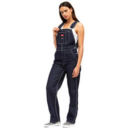 Dickies Girl Women's Relaxed Denim Overalls