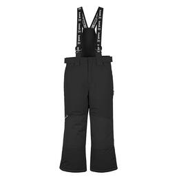 Kamik Boy's Stout Insulated Husky Built Suspender Snow Pants