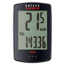Cateye Padrone (with Stopwatch) CC-PA100W