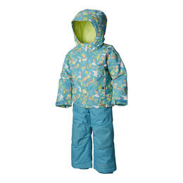 Columbia Girl's Buga Set Kid's Snow Set