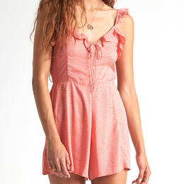 Billabong Women's Flirty Free Romper