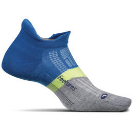 Feetures Elite Light Cushion Now Show Tab Running Socks