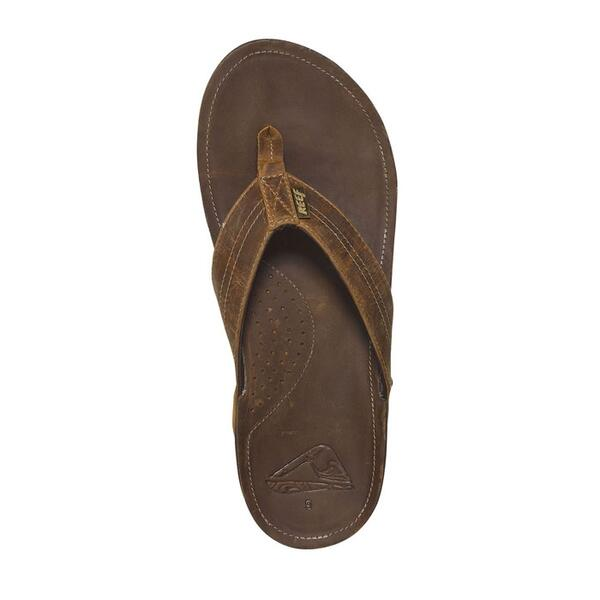 Reef Men's J Bay Leather Sandals