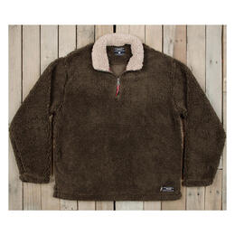 Southern Marsh Appalachian Pile Fleece Pullover