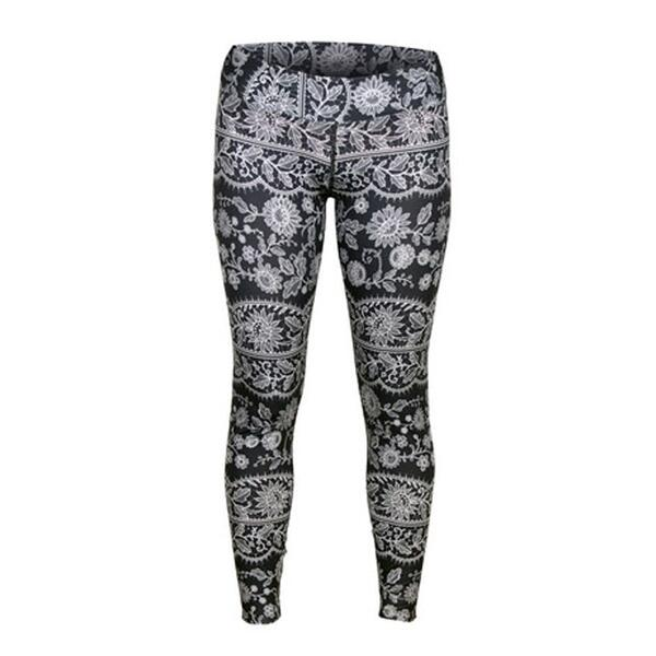 Hot Chillys Women's MTF4000 Fiesta! Leggings