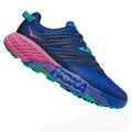 HOKA ONE ONE® Women's Speedgoat 4 Trail Running Shoes alt image view 9