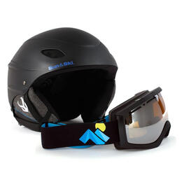Sun & Ski Audio Helmet and Goggle Combo $99.93