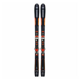 Dynastar Men's Legend X 84 All Mountain Skis with SPX 12 Konect Bindings '18