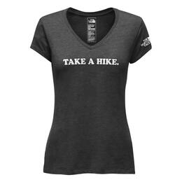 The North Face Women's Take A Hike V-neck T Shirt