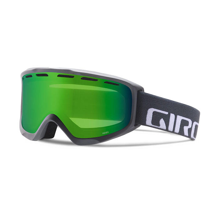 Giro Index OTG Snow Goggles With Loden Gree