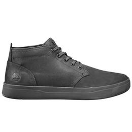 Timberland Men's Davis Square Black Chukka Casual Shoes