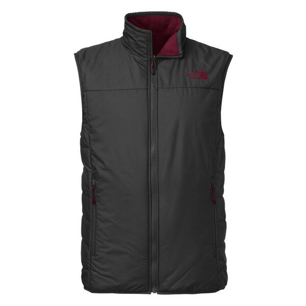 The North Face Men's Trinity Reversible Fleece Vest