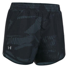 Under Armour Women's Fly By Printed Shorts
