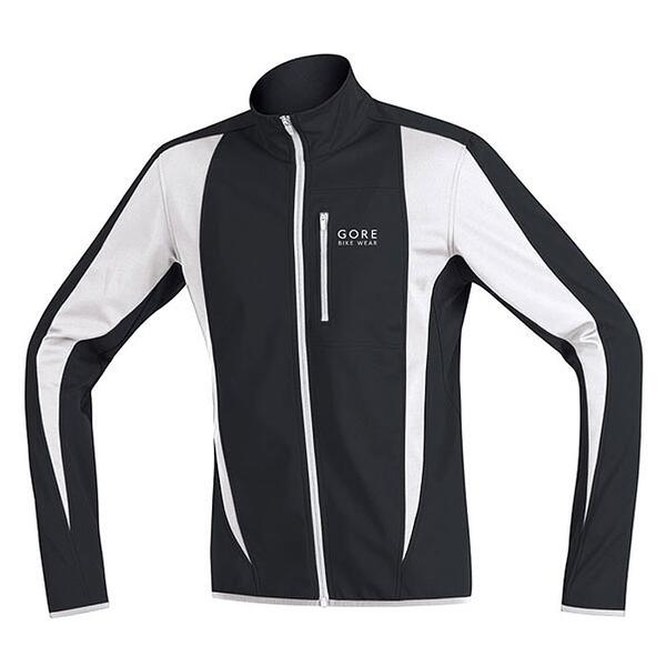 Gore Bike Wear Men's Contest SO Windstopper Soft Shell Cycling Jacket