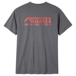 Mountain Khakis Men's Pocket Logo T Shirt