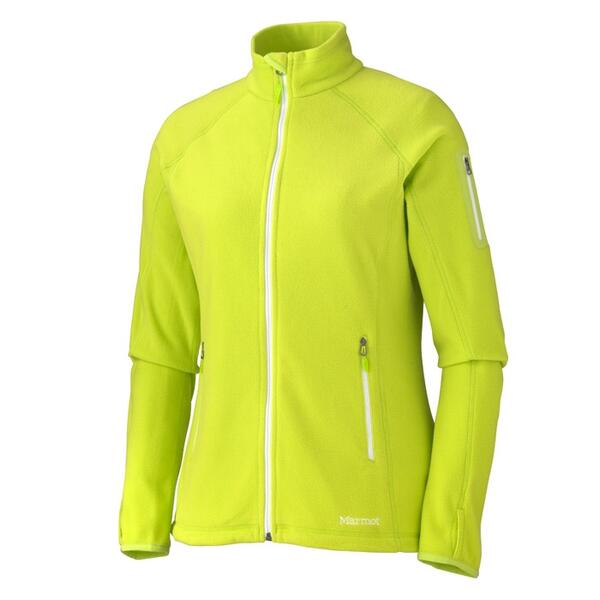 Marmot Women's Flashpoint Full Zip Fleece Jacket
