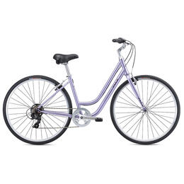 Fuji Women's Crosstown 2.3 Step Through Commuter Bike '18