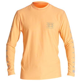 Billabong Men's Unity Loose Fit Long Sleeve Rashguard