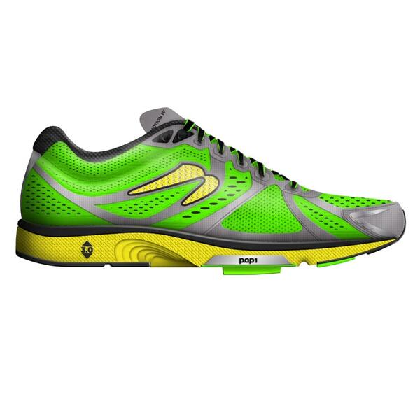 Newton Men's Motion Iv Mileage Trainer Running Shoes