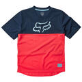 Fox Boy's Ranger Dry Release Short Sleeve Cycling Jersey alt image view 1