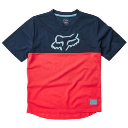 Fox Boy's Ranger Dry Release Short Sleeve Cycling Jersey