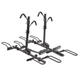 SportRack Crest Deluxe 4 Hitch Mounted Bike Carrier