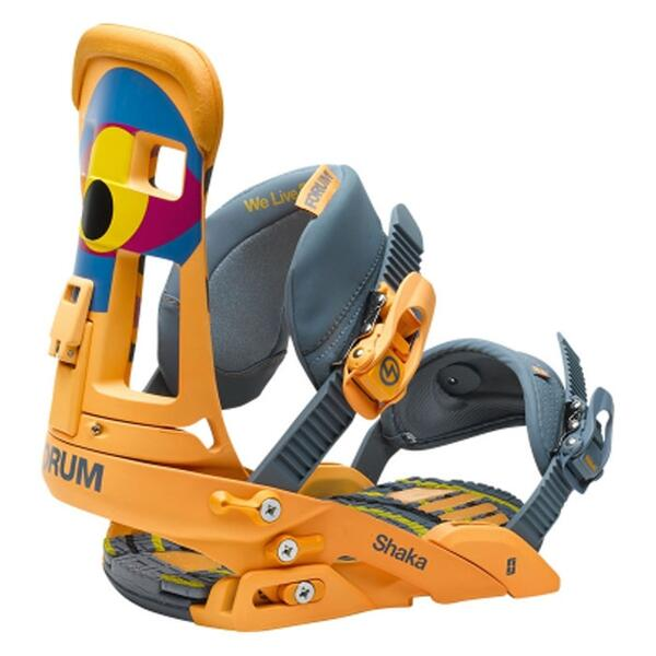 Forum Men's The Shaka Snowboard Bindings '13