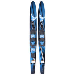 HO Sports Excel Waterskis With Horseshoe RTS Bindings '20