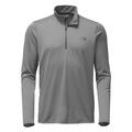 The North Face Men's Versitas 1/4 Zip Long Sleeve Shirt Grey