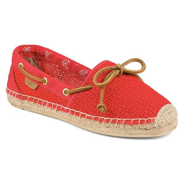 Sperry Women's Katama Open Cotton Mesh Casual Shoes
