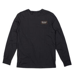 Brixton Men's Palmer Long Sleeve Standard T Shirt