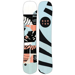 Burton Women's Hideaway All-Mountain Snowboard '20