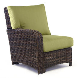 South Sea Rattan Saint Tropez Left Arm Loveseat
