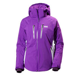 Helly Hansen Women's Motion Stretch Insulated Ski Jacket