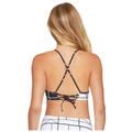 Gossip Girl Women's Labyrinth Check Pushup