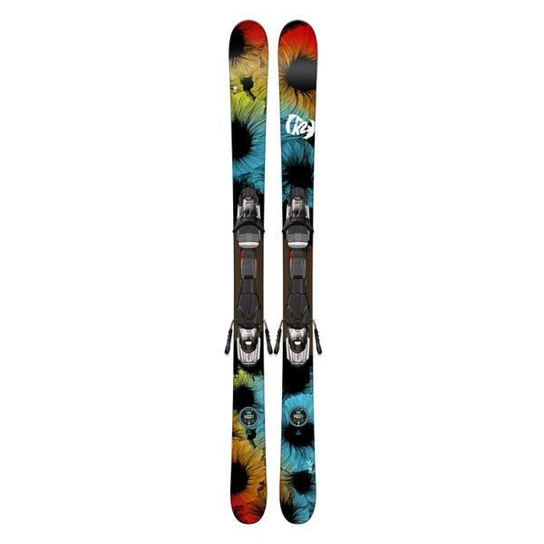 K2 Youth Missy Skis with Fastrak2 7.0 Bindings '16