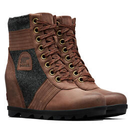 Sorel Women's Lexie Wedge Winter Boots