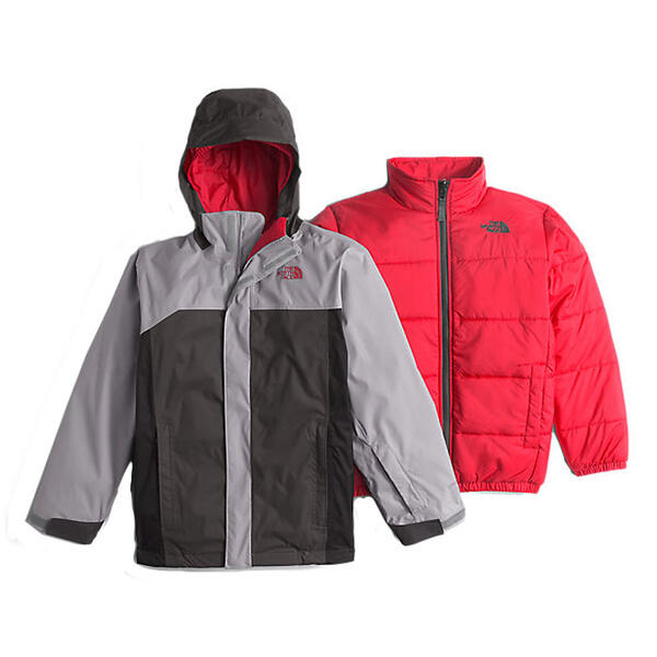 The North Face Boy's Boundary Triclimate Sk