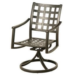 Hanamint Stratford Swivel Rocker Dining Chair