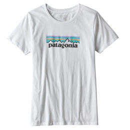 Patagonia Women's Pastel P-6 Short Sleeve T-Shirt