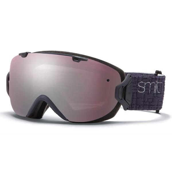 Smith I/OS Goggles with Ignitor and Blue Sensor Lenses